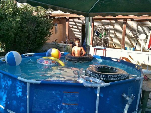 Каркасный бассейн. Фото с сайта tsvetnik.info