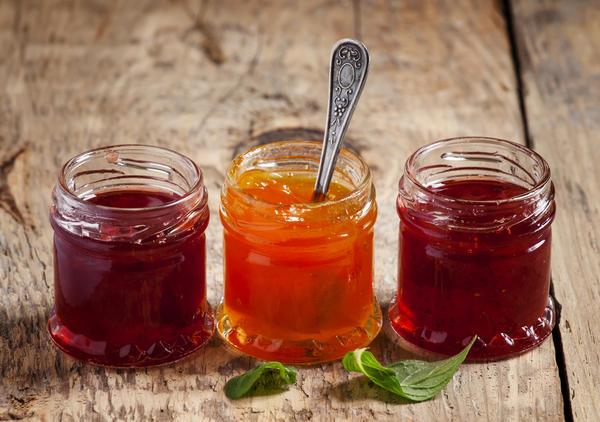 Основа плодово-ягодного желе - соки