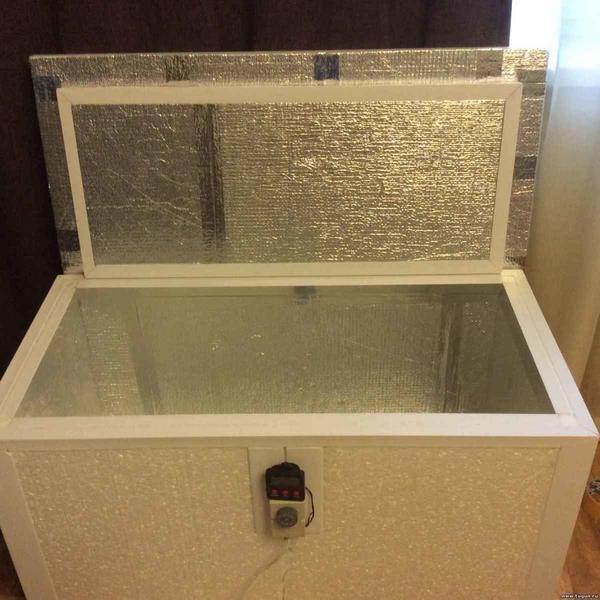 Ящик для хранения картофеля; фото с сайта bylkov.ru