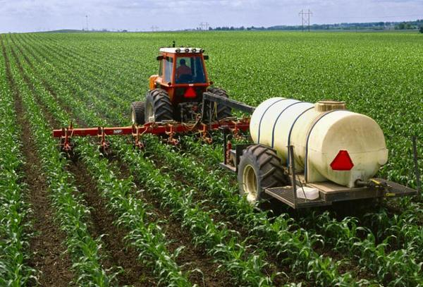 Люди щедро поливают почву химикатами, фото с сайта techdrinks.info