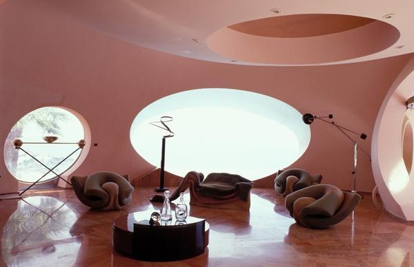Комната в пузырьковом доме
