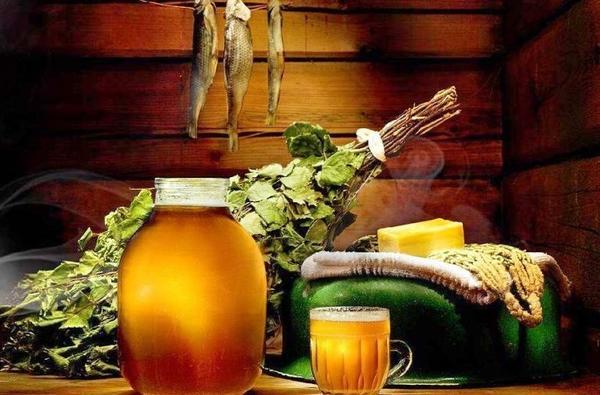 Алкоголь и баня несовместимы! Фото с сайта blogobane.ru