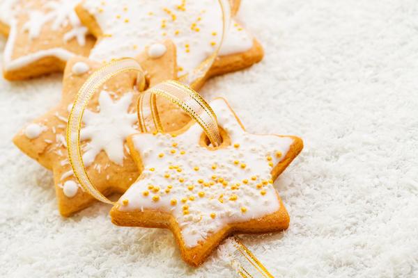 Печенье Апельсиновые звезды