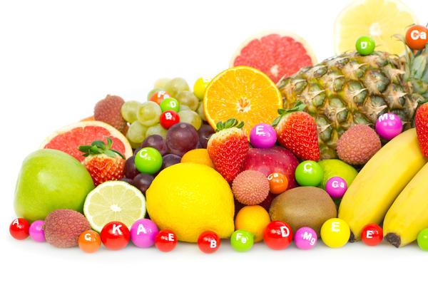 Витамины - хорошо, но это тоже не гумус. Фото с сайта topfruit.cz