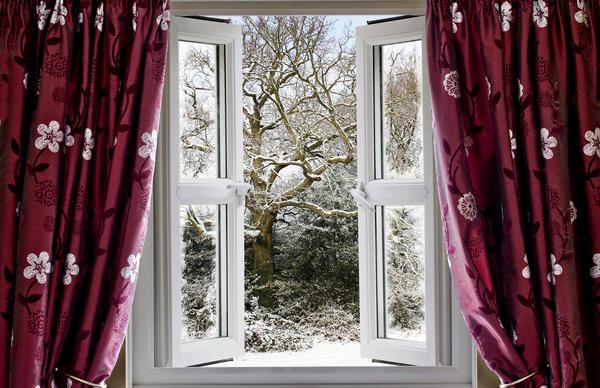 Устройте в доме сквозняк минут на 5. Фото с сайта malbernwindows.co.uk
