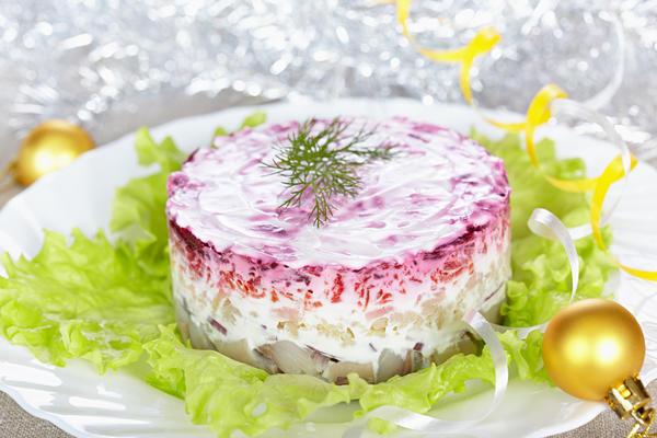 салат шуба по новому рецепт