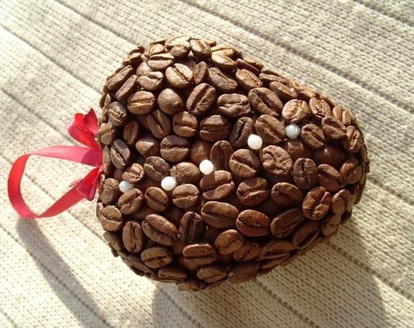 Кофейное сердечко