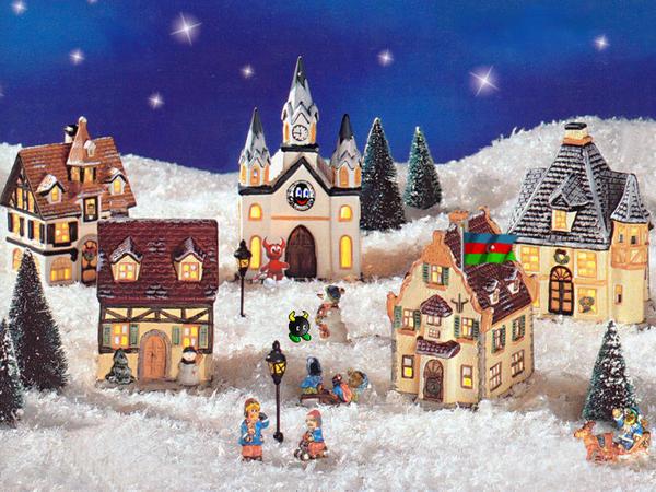 Новогодняя композиция. Фото с сайта bestfilez.narod.ru