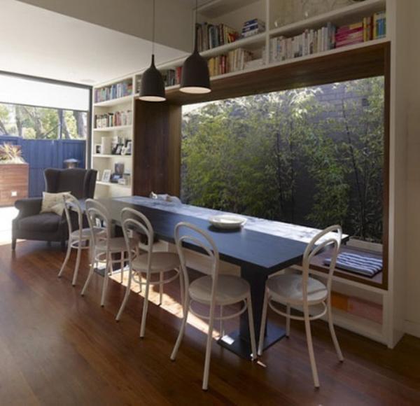 Подоконник-скамья. Фото с сайта lushome.com
