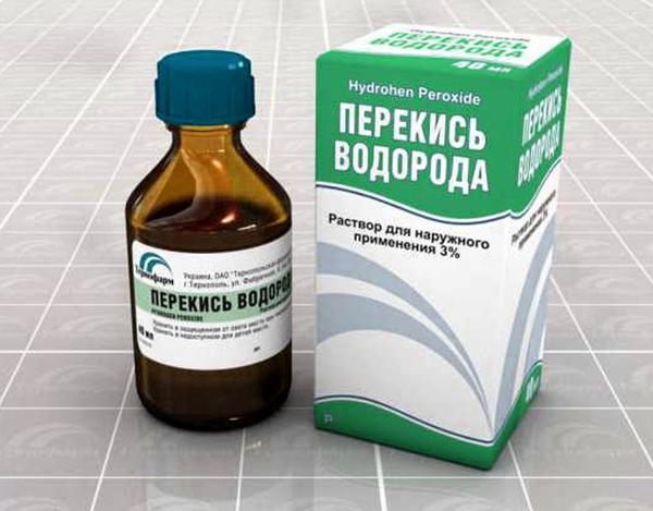 Для обеззараживания семян я использую раствор перекиси водорода. Фото с сайта atmagro.ru