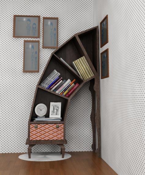 Сказочный комод. Фото с сайта espacebuzz.com