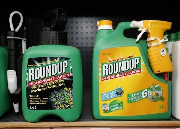 Раундап, первое торговое название препарата, который создан на основе глифосата. Фото с сайта citizentv.co.ke