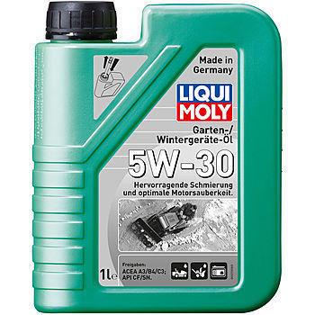 НС-синтетическое моторное масло для зимней садовой техники Garten-Wintergerate-Oil 5W-30