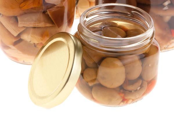От рецепта маринада зависит вкус грибов