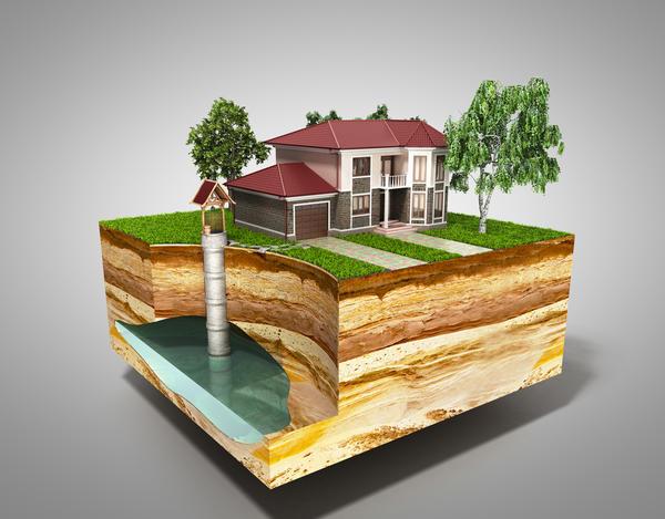 В различных регионах глубина и мощность водоносных пластов значительно отличается