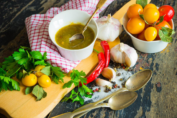 Соус ткемали - легенда кавказской кухни