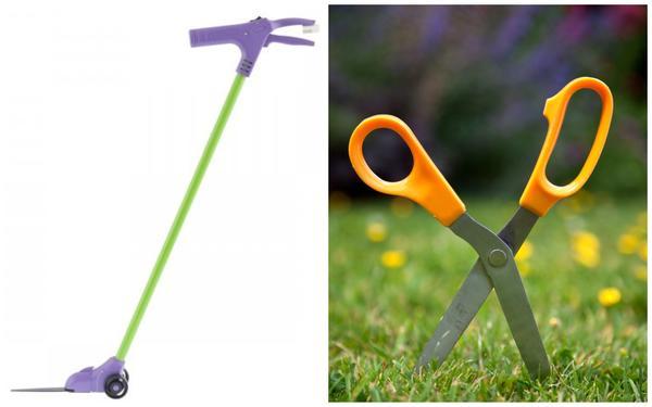 Инструмент инструменту рознь! Ножницы для травы на штанге Palisad значительно облегчают уход за газоном