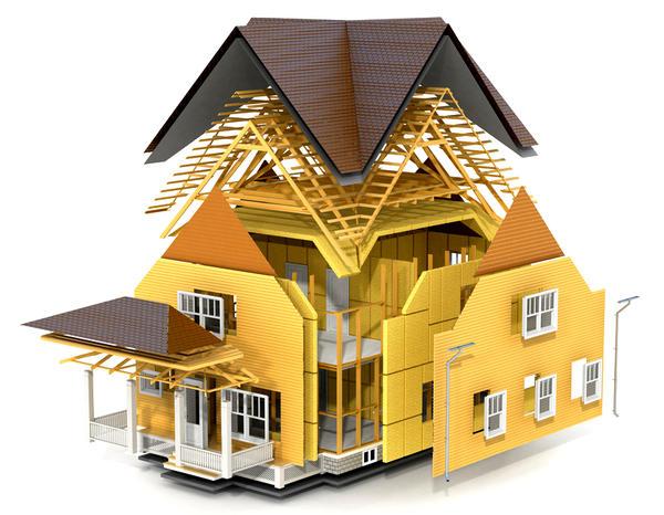 Чтобы дом был теплым, всем ограждающим конструкциям необходима качественная защита