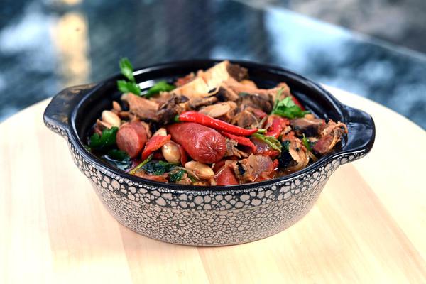 Айнтопф - сытный мясной суп