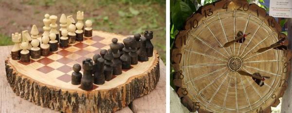 Шахматы и дартс
