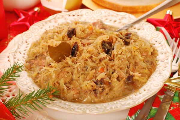 Тушёная капуста - необыкновенно вкусное и бесконечно разнообразное блюдо