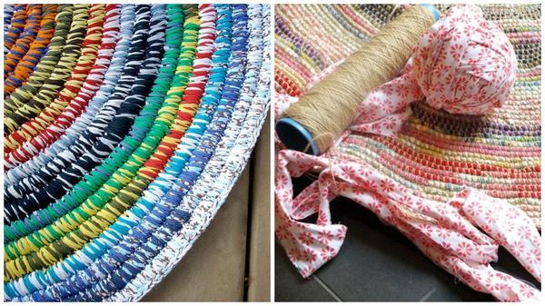 Усовершенствованный бабушкин коврик