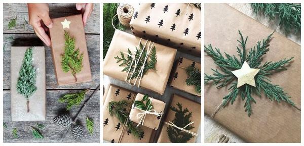 Отличная идея для декора подарков