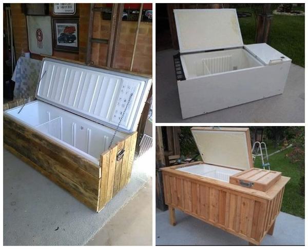 Короб или стол-холодильник