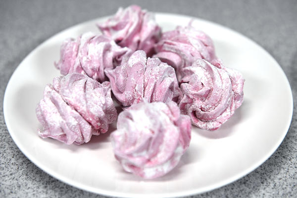 Зефир из черной смородины - десерт с историей