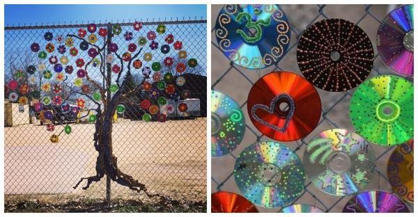 Компакт-диски - буквально блестящая идея