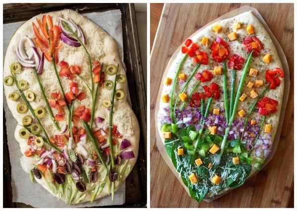 Красиво печь не запретишь: яркие идеи для фокачча-арт