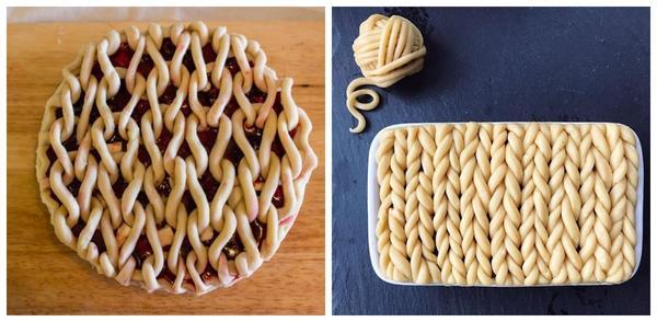Пироги для вязальщиц