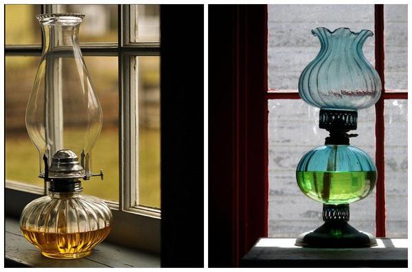 Прозрачные емкости для горючего - красиво и практично