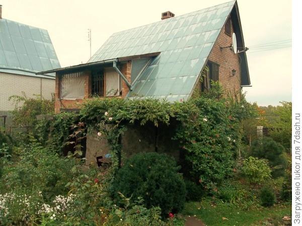 Любимый дачный домик