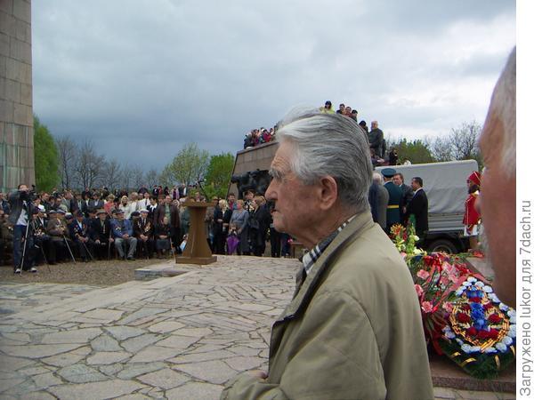 Букрымский плацдарм. 9 Мая, День Победы.