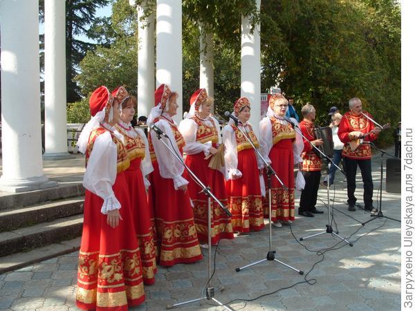Народный вокальный ансамбль Три криницы