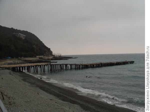 Крещенское Черное море