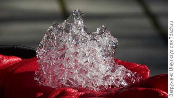 Разновидный лёд