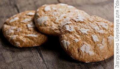 Хлебцы с пажитником