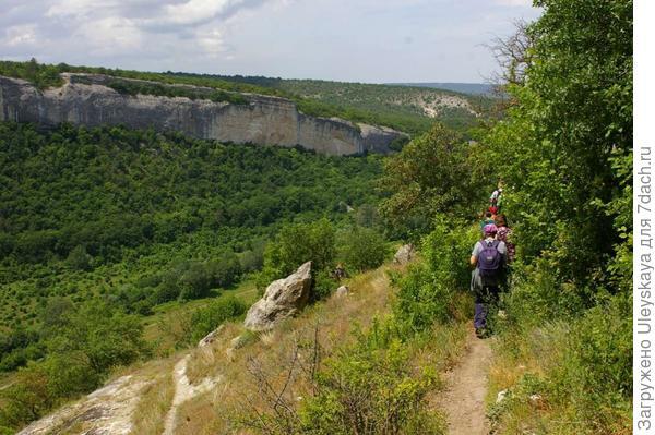 Тропинками горного Крыма