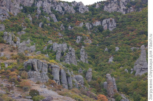 Демерджи - каменная сказка