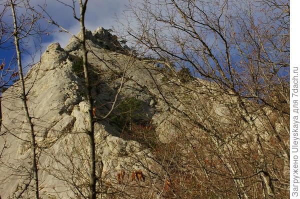 Древней дорогой по перевалу Чертова лестница