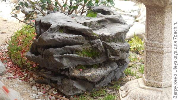 Красота природного камня из Китая