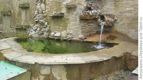 Продолжение Кутузовского фонтана