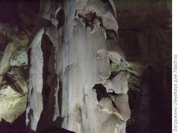 Хозяин Мраморной пещеры
