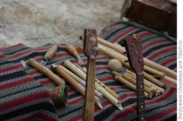 Забытые инструменты