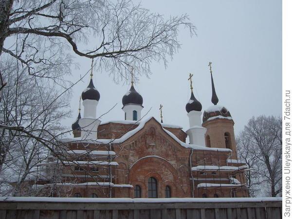 Свято-Троицкий Творожковский женский монастырь, Псковская область