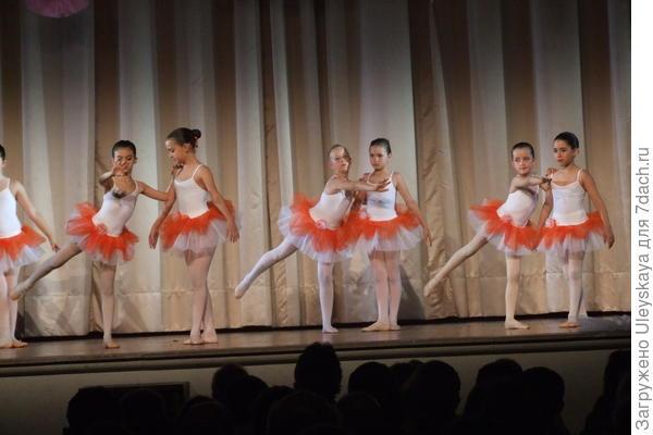Юные балерины, Барселона, Испания