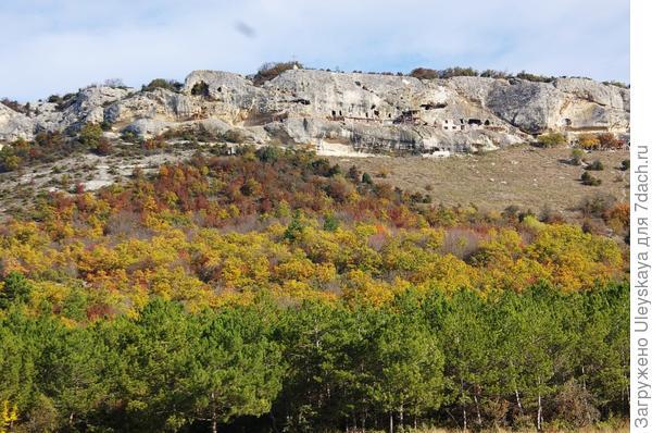 Челтер мармара, пещерный монастырь