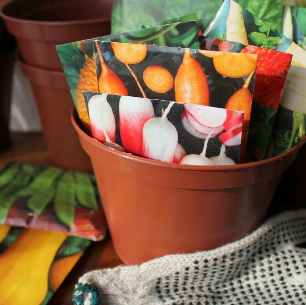 Всегда обращайте внимание на упаковку семян